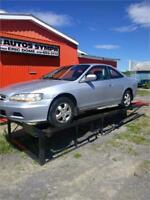 Honda Accord 2001 Gris (Stock#37) Saguenay Saguenay-Lac-Saint-Jean Preview