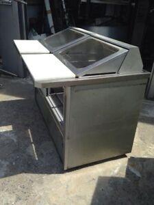 Table de préparation réfrigere
