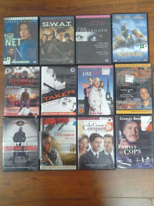 Grande Sélection DVDs & Blu-Ray - Tous Les Genres! All Genres!