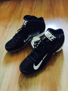 Nike Baseball Spikes, Size 11.5 BRAND NEW NEVER USED