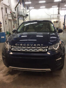 2016 Land Rover Discovery HSE SUV, Crossover