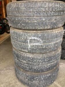 235/50R18 MICHELIN X-ICE set of winter tires