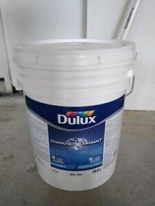 DULUX DLX DIAMOND EGG WHITE 15110