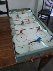Tabletop hockey at its BEST!