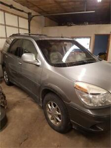 2004 Buick Rendezvous CX LEATHER RUNS NICE AS-IS DEAL