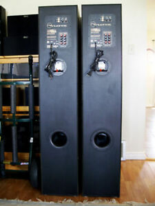nuance HOME THEATER POWERED TOWER SPEAKERS Edmonton Edmonton Area image 7
