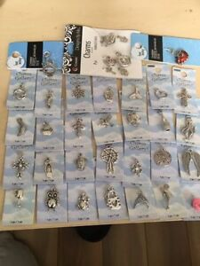Brand new charm gallery charms/pendants
