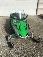2007 Arctic Cat F6 - New Track and Motor