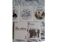 The office UK version complete series 1&2 plus Xmas special