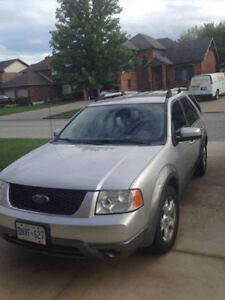 2007 Ford Freestyle SEL SUV