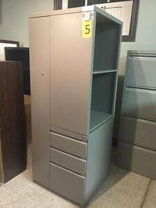 Corner Wardrobe/Filing/Bookcase Cabinet