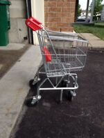MELISSA & DOUG Shopping Trolley- PICK UP TODAY