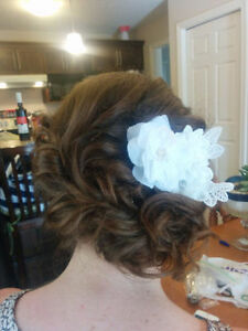 Travelling Hairstylist for bridal parties! London Ontario image 5