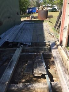 Gate fence frames need gone tomorrow Nerang Gold Coast West Preview