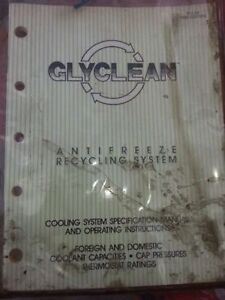 GLYCLEAN ANTIFREEZE RECYCLING MACHINE   COMES WITH EXTRA FILTERS Kitchener / Waterloo Kitchener Area image 3