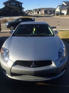 2009 Mitsubishi Eclipse Coupe (2 door) LOW KM!!