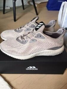Adidas Alphabounce ( Beige / Tan ) ( Pick up only & No Trades )