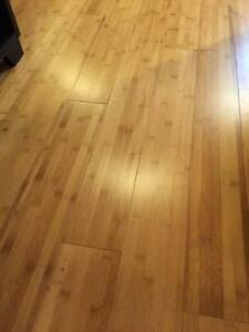 Bamboo flooring $3.89 Supplied and Installed hardwood engineered