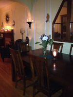Charming 2 Bed Victorian (5 1/2) in NDG Oct 1st $1045 heat incl