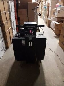 """Great deal!!! Fairly used 27"""" NSS Battery Burnisher"""