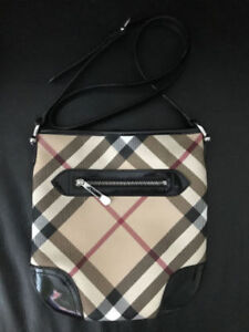 Like New Burberry Purse and Matching Wallet