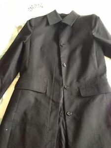 H&M Hennes spring fall jacket trench coat