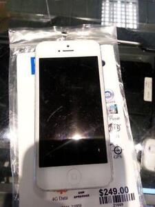 Apple iPhone 5. We sell used phones. (#21669)
