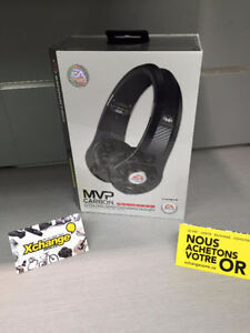 Casque d'écoute game Monster MVP carbone HD neuf emballer 99.95$