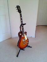 Amazing Photogenic Cherry Sunburst Les Paul Electric Guitar