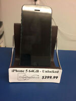 Apple iPhone 5s 16GB Rogers with 90 day warranty!!!
