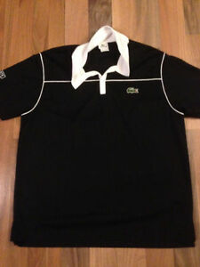 Lacoste Mens Golf Shirt - Brand New - Never Worn!