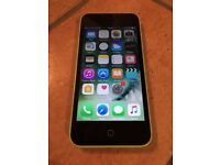 iPhone 5C. Cash sale preferred. May take a cheap part ex.