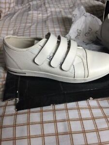 White men's shoes D&G Size:11 eu:45 / Soulier Dolce & Gabbana