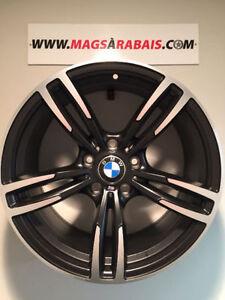 MAGS BMW 19 POUCES NEUFS + PNEUS *PLUSIEURS MODEL DISPO*