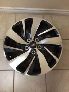 "17"" OEM Black + Machine for Mitsubishi, Honda, Hyundai, others City of Toronto Toronto (GTA) Preview"