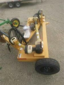 Handi Hitch Offset Mower Hitch