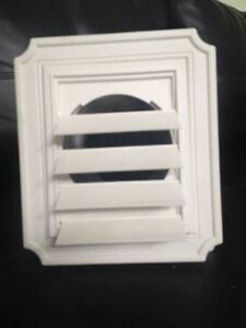 """4"""" Exhaust Vent . brand new never used or installed"""