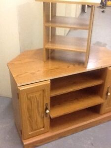 TV stand/cabinets (holds up to 240 lb), bath scale Kitchener / Waterloo Kitchener Area image 1