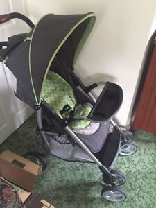 New Evenflo Stroller
