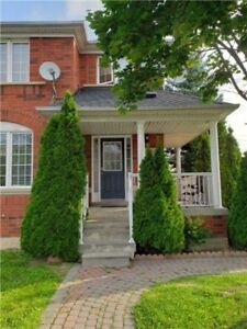Gorgeous, Spacious, Corner Freehold 3-BR Townhouse In Churchill