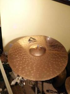 Paiste Alpha Rock Crash, Brilliant  17 in NEW / NEUFE