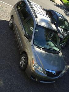 2006 Mazda MPV Camionnette
