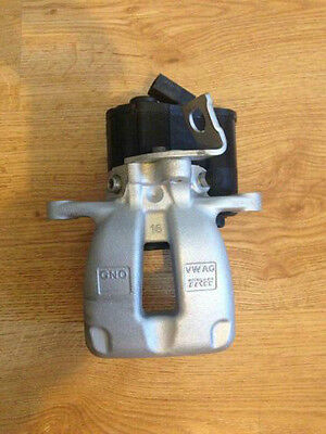 OEM VW Passat B6 1.4 1.6 1.9 2.0 Rear LEFT TRW electric brake caliper 05-07 EPB