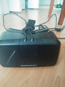 Oculus Rift DK2 & Xbox Controller