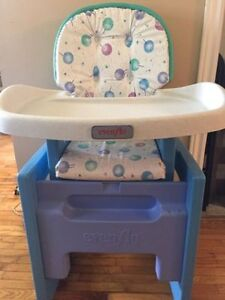 Evenflo 2 in 1 Highchair