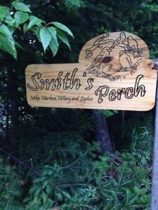 Custom Wood Signs St. John's Newfoundland image 1