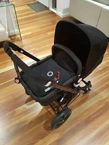 Bugaboo Cameleon Pram and Accessories Hughes Woden Valley Preview
