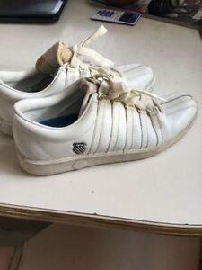 K-Swiss Girl Athletes Shoe Size 7
