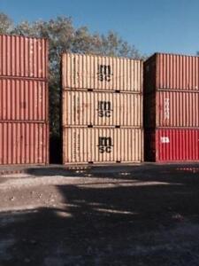 Conteneur Maritime 20' en liquidation