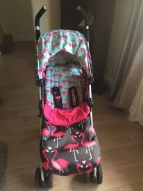 Cosatto Flamingo stroller
